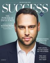 Success Magazine November 2017 - Scooter Braun