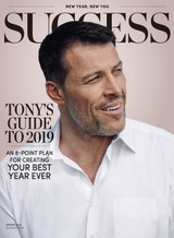 Success Magazine Spring 2019 - Tony Robbins