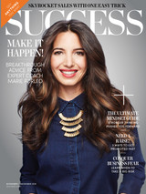 Success Magazine Nov/Dec 2019 -  Marie Forleo