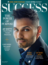 Success Magazine May/June 2020 - Jay Shetty
