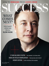 Success Magazine July/Aug 2020 - Elon Musk