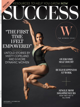 Success Magazine Sept/Oct 2020 - Misty Copeland