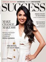 Success Magazine Nov/Dec 2020 - Payal Kadakia