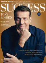 Success Magazine May/June 2021 - Tony Robbins