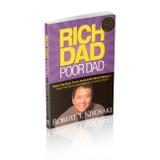 Rich Dad Poor Dad by Robert Kiyosaki