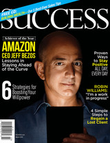 SUCCESS Magazine March 2014 - Jeff Bezos, Achiever of the Year