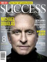 SUCCESS Magazine July 2014 - Michael Douglas