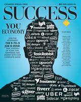 SUCCESS Magazine August 2016 - The YouEconomy