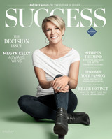 SUCCESS Magazine November 2016 - Megyn Kelly