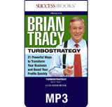 TurboStrategy MP3 download audiobook by Brian Tracy