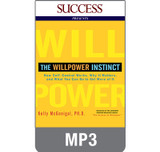 The Willpower Instinct MP3 download audiobook by Kelly McGonigal