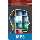 Memory in a Month by Ron White MP3 Edition