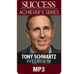 Learn When Your Best Times to Work Are MP3 Download by Tony Schwartz