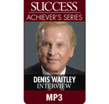 SUCCESS Achiever's Series MP3: Denis Waitley