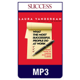 What the Most Successful People Do at Work MP3 download audiobook by Laura Vanderkam