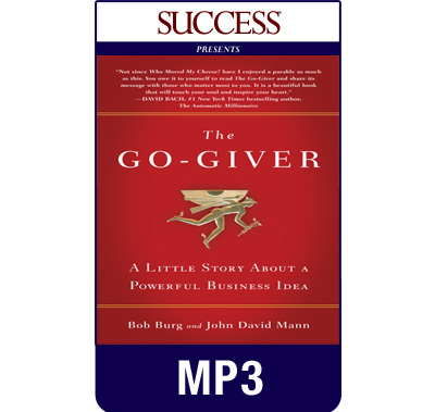 The Go-Giver MP3 Download Audiobook by Bob Burg and John David Mann