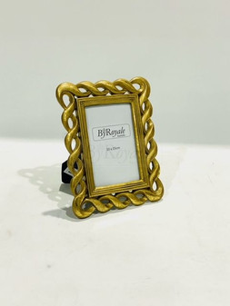 Gold Classic Photo Frame