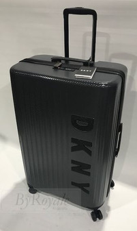 Licensed DKNY luggage available from Byroyale