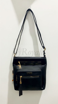 Serenade Crossbody Bag Black