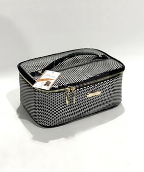 Beverly Hills Collection cosmetic bag, celebrities bag, glamour cosmetic bag