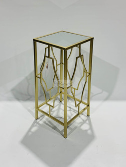 Square Champagne Table