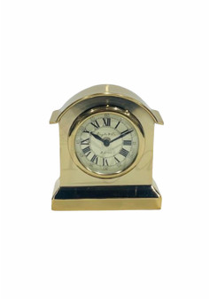 Gold Vintage Table Clock