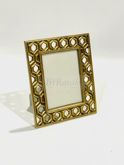 Beehive Gold Photo Frame Lrg