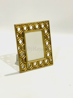 Beehive Gold Photo Frame Sml
