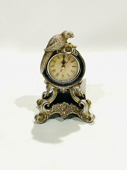 Parrot Table Clock
