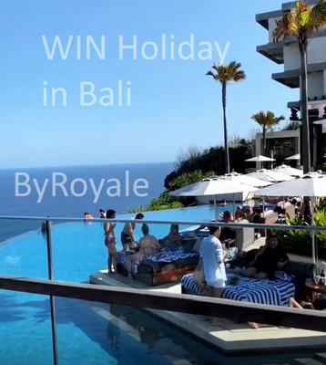 Win Holiday in Bali. Entry closing 29/02/2020