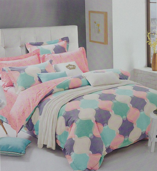 Quilt Cover Set 658