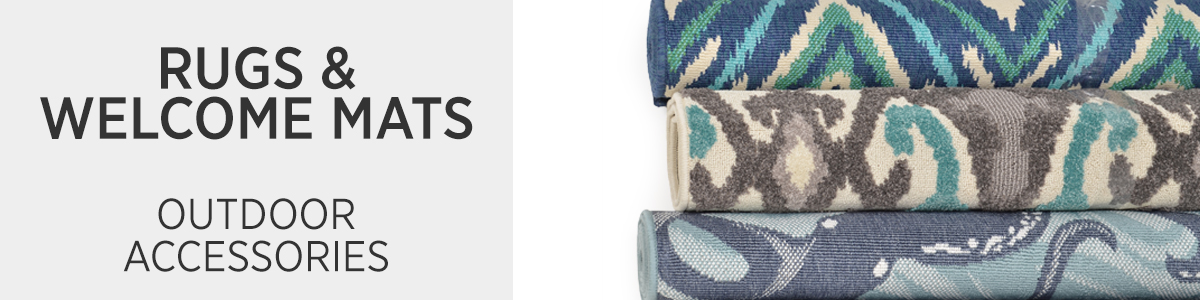 RUGS & WELCOME MATS