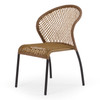 Empire Outdoor Wicker Bistro Dining Chair