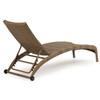 Kokomo Outdoor Wicker Armless Chaise Lounge