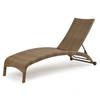 Kokomo Outdoor Wicker Armless Chaise Lounge (Alternate View)