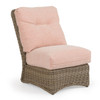 Maldives Patio Wicker Armless Chair