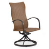 Empire Outdoor Swivel Tilt High Back Dining Chair