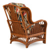 Bali Rattan High Back Chair (alternate view)