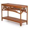 Bali Indoor Rattan Console Table (Alternate view)
