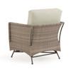 Garden Terrace Outdoor Wicker Spring Chair (alternate view)