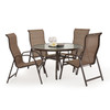 Outer Banks 5pc Outdoor Patio Dining Set by Windward