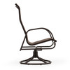 Outer Banks  High Back Sling Swivel Dining Chair (alternate view)