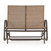 Outer Banks Outdoor High Back Loveseat Glider