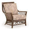 Tortuga Rattan High Back Chair (Espresso)