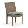 Kokomo Outdoor Stackable Dining Side Chair (With Optional Seat Cushion)