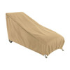Large Chaise Lounge Furniture Cover