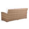 Retreat Outdoor Wicker Sofa in Sandstone
