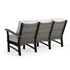 Bayshore Outdoor Poly Lumber Sectional Sofa