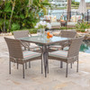 Garden Terrace Dining Set (Lifestyle View)