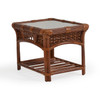 Islandway Indoor Rattan Rectangular End Table (Alternate View)